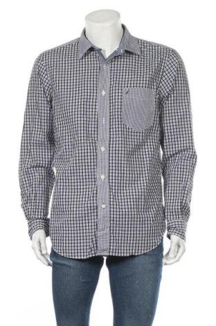 Ανδρικό πουκάμισο Nautica, Μέγεθος XL, Χρώμα Πολύχρωμο, Βαμβάκι, Τιμή 23,38€