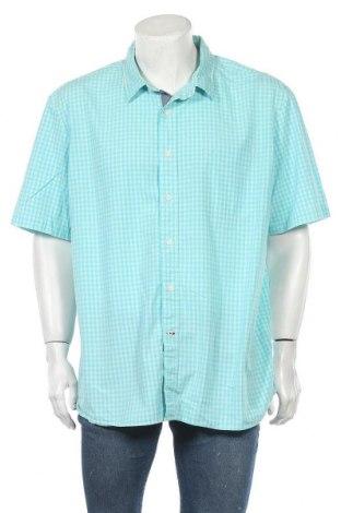 Ανδρικό πουκάμισο Nautica, Μέγεθος XXL, Χρώμα Μπλέ, Βαμβάκι, Τιμή 18,19€