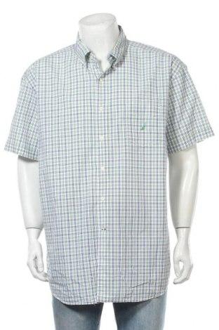 Ανδρικό πουκάμισο Nautica, Μέγεθος XXL, Χρώμα Πολύχρωμο, Βαμβάκι, Τιμή 18,19€