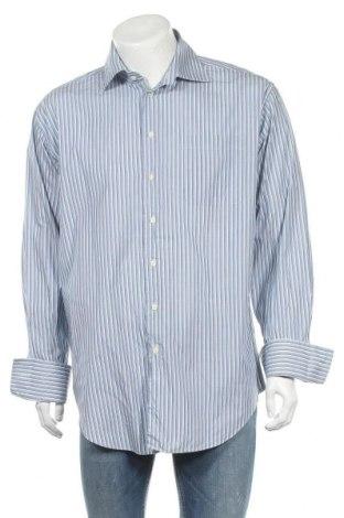 Ανδρικό πουκάμισο Nautica, Μέγεθος XL, Χρώμα Μπλέ, Βαμβάκι, Τιμή 14,81€