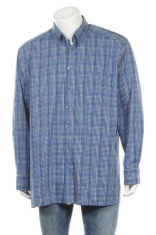 Мъжка риза Paul R. Smith, Размер XXL, Цвят Син, Памук, Цена 14,28лв.