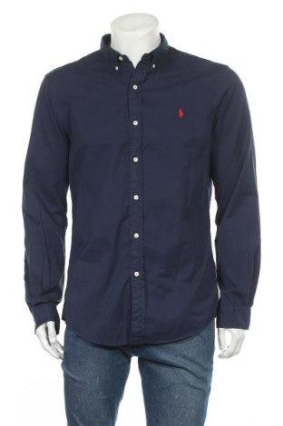 Pánská košile  Ralph Lauren, Velikost L, Barva Modrá, Bavlna, Cena  1470,00Kč