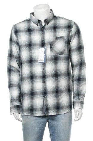 Ανδρικό πουκάμισο Tom Tailor, Μέγεθος XL, Χρώμα Πολύχρωμο, Βαμβάκι, Τιμή 16,73€