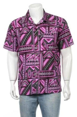 Ανδρικό πουκάμισο Tribal, Μέγεθος XL, Χρώμα Πολύχρωμο, Βαμβάκι, Τιμή 11,11€