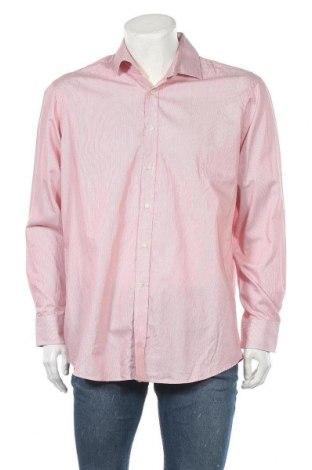 Мъжка риза Yorn, Размер XXL, Цвят Червен, Памук, Цена 6,07лв.