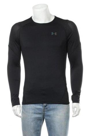 Pánské sportovní tričko Under Armour, Velikost L, Barva Černá, 84% polyester, 16% elastan, Cena  942,00Kč