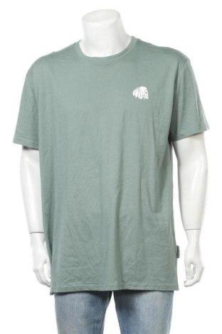 Pánské tričko , Velikost XXL, Barva Zelená, 60% bavlna, 40% polyester, Cena  393,00Kč