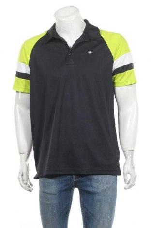 Мъжка тениска Abacus, Размер XL, Цвят Черен, Полиестер, Цена 12,08лв.