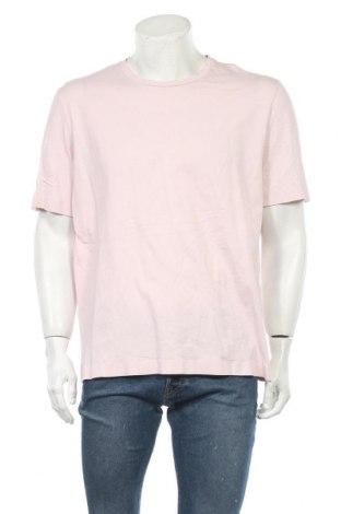 Ανδρικό t-shirt COS, Μέγεθος XL, Χρώμα Ρόζ , Βαμβάκι, Τιμή 24,68€