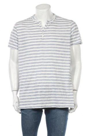 Ανδρικό t-shirt Charles Vogele, Μέγεθος XXL, Χρώμα Λευκό, 75% βαμβάκι, 25% πολυεστέρας, Τιμή 9,29€