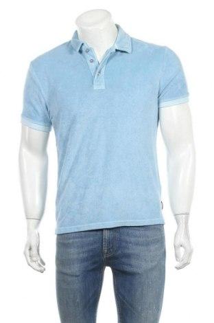 Ανδρικό t-shirt Cinque, Μέγεθος M, Χρώμα Μπλέ, 80% βαμβάκι, 20% πολυεστέρας, Τιμή 20,45€
