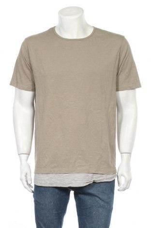 Ανδρικό t-shirt Clothing & Co, Μέγεθος XXL, Χρώμα Πράσινο, 100% βαμβάκι, Τιμή 11,04€