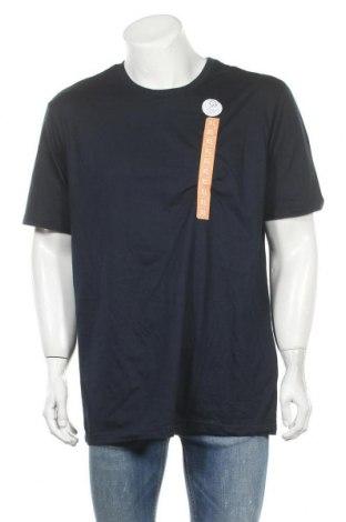 Ανδρικό t-shirt Clothing & Co, Μέγεθος XL, Χρώμα Μπλέ, Βαμβάκι, Τιμή 17,28€