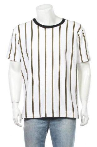 Мъжка тениска Cotton On, Размер L, Цвят Бял, Памук, Цена 14,18лв.