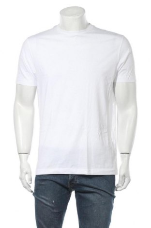 Ανδρικό t-shirt Daniel Hechter, Μέγεθος M, Χρώμα Λευκό, Βαμβάκι, Τιμή 24,08€