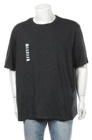 Ανδρικό t-shirt Denver Hayes, Μέγεθος XXL, Χρώμα Γκρί, Βαμβάκι, Τιμή 15,07€