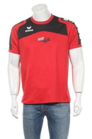 Мъжка тениска Erima, Размер L, Цвят Червен, Цена 16,07лв.