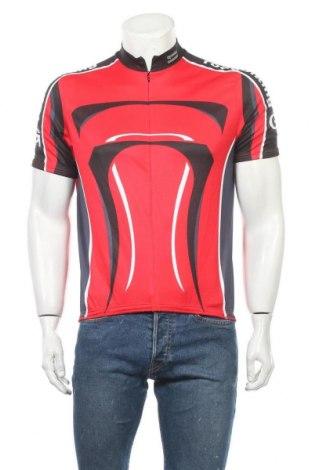 Мъжка тениска Gonso, Размер M, Цвят Червен, Полиестер, Цена 18,90лв.