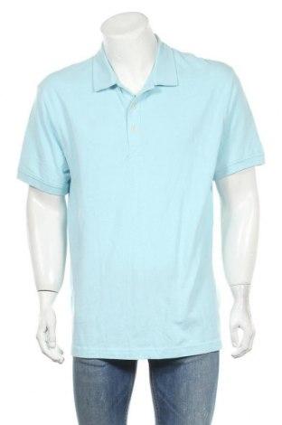 Ανδρικό t-shirt H&M L.O.G.G., Μέγεθος XL, Χρώμα Μπλέ, Βαμβάκι, Τιμή 16,05€