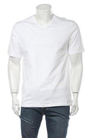 Ανδρικό t-shirt Hugo Boss, Μέγεθος XL, Χρώμα Λευκό, Βαμβάκι, Τιμή 32,24€