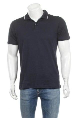 Ανδρικό t-shirt Identic, Μέγεθος M, Χρώμα Μπλέ, Βαμβάκι, Τιμή 9,81€