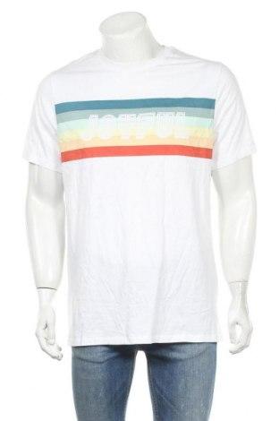 Ανδρικό t-shirt Kiabi, Μέγεθος XL, Χρώμα Λευκό, Βαμβάκι, Τιμή 18,19€