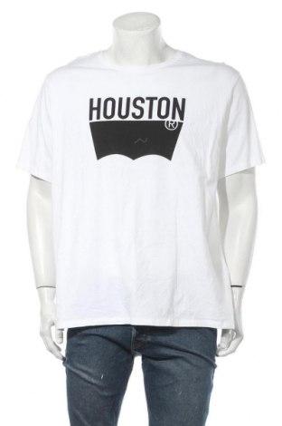 Pánské tričko  Levi's, Velikost XXL, Barva Bílá, Bavlna, Cena  364,00Kč