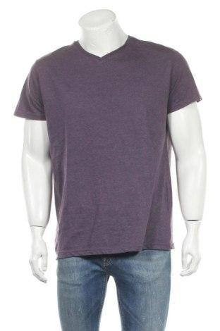 Мъжка тениска Lh By La  Halle, Размер XL, Цвят Лилав, Цена 9,82лв.