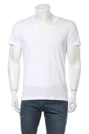 Ανδρικό t-shirt McNeal, Μέγεθος M, Χρώμα Λευκό, Βαμβάκι, Τιμή 10,91€