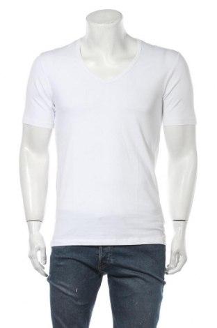 Ανδρικό t-shirt McNeal, Μέγεθος L, Χρώμα Λευκό, 95% βαμβάκι, 5% ελαστάνη, Τιμή 9,78€