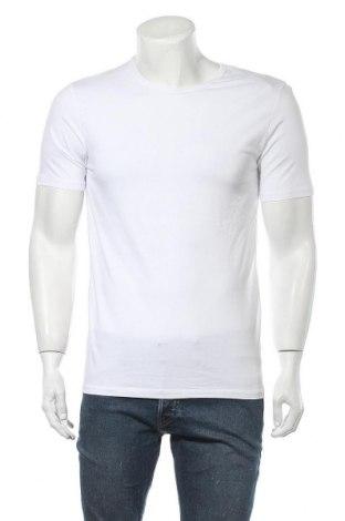 Ανδρικό t-shirt McNeal, Μέγεθος L, Χρώμα Λευκό, 95% βαμβάκι, 5% ελαστάνη, Τιμή 10,91€