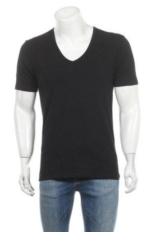 Ανδρικό t-shirt McNeal, Μέγεθος L, Χρώμα Μαύρο, 95% βαμβάκι, 5% ελαστάνη, Τιμή 8,28€