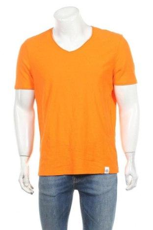 Ανδρικό t-shirt McNeal, Μέγεθος L, Χρώμα Πορτοκαλί, Βαμβάκι, Τιμή 10,91€