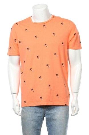 Ανδρικό t-shirt McNeal, Μέγεθος XL, Χρώμα Πορτοκαλί, Βαμβάκι, Τιμή 10,91€