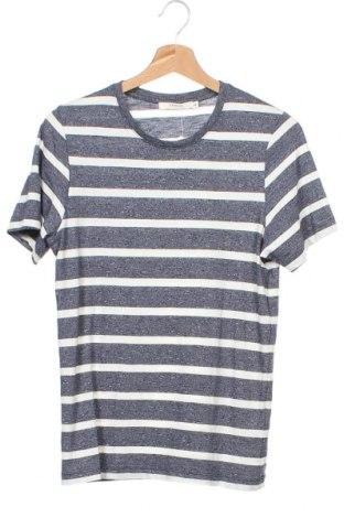 Мъжка тениска Premium By Jack & Jones, Размер XS, Цвят Син, 53% памук, 47% полиестер, Цена 15,12лв.