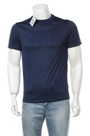 Ανδρικό t-shirt Rbx, Μέγεθος S, Χρώμα Μπλέ, Πολυεστέρας, Τιμή 11,72€