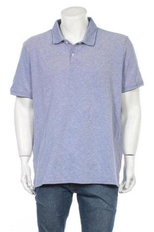 Ανδρικό t-shirt St. John's Bay, Μέγεθος XXL, Χρώμα Μπλέ, Βαμβάκι, Τιμή 11,69€