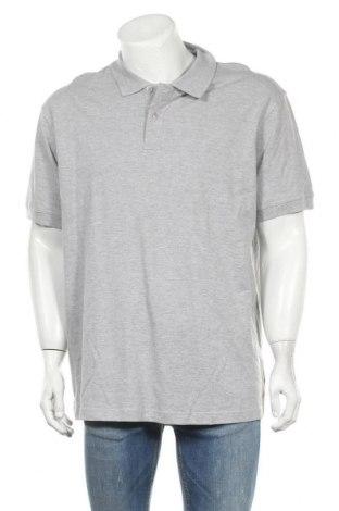 Ανδρικό t-shirt Urban Supply, Μέγεθος XXL, Χρώμα Γκρί, Βαμβάκι, βισκόζη, Τιμή 9,74€