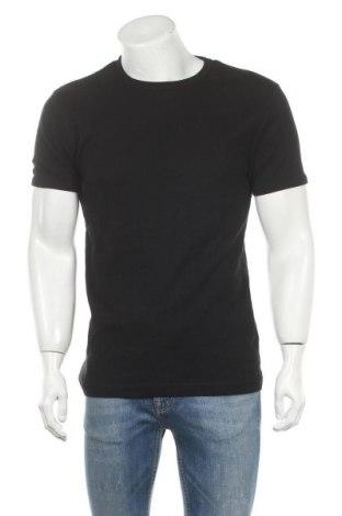 Мъжка тениска WE, Размер XXL, Цвят Черен, Памук, Цена 14,18лв.
