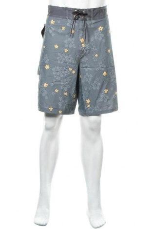 Мъжки къс панталон Anko, Размер XL, Цвят Сив, 90% полиестер, 10% еластан, Цена 11,03лв.