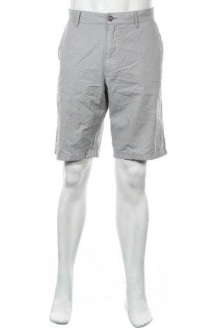 Мъжки къс панталон Bugatti, Размер XL, Цвят Сив, Памук, Цена 30,24лв.