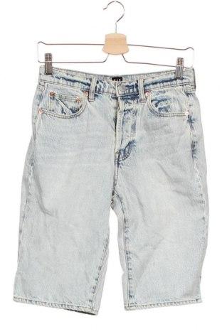 Мъжки къс панталон Gap, Размер XS, Цвят Син, Памук, Цена 24,91лв.