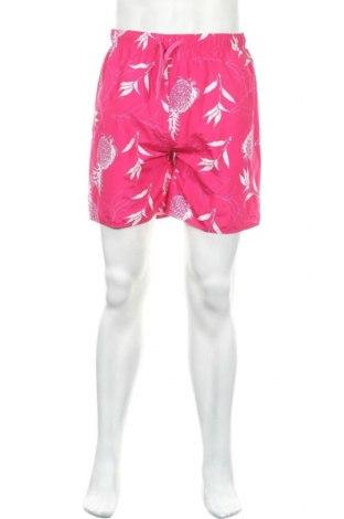 Мъжки къс панталон Infinity, Размер L, Цвят Розов, Полиестер, Цена 15,17лв.