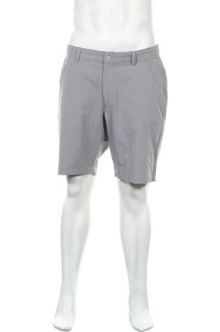 Мъжки къс панталон Inoc, Размер L, Цвят Сив, 88% полиестер, 12% еластан, Цена 20,79лв.