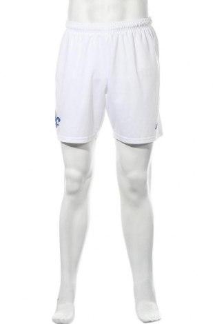 Ανδρικό κοντό παντελόνι Jako, Μέγεθος S, Χρώμα Λευκό, Πολυεστέρας, Τιμή 10,52€