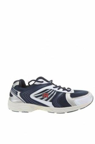 Мъжки обувки, Размер 43, Цвят Син, Текстил, еко кожа, Цена 22,94лв.