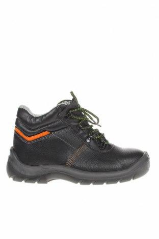 Мъжки обувки, Размер 43, Цвят Черен, Еко кожа, Цена 29,40лв.