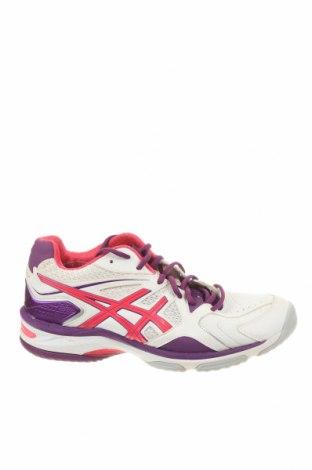 Мъжки обувки ASICS, Размер 42, Цвят Бял, Еко кожа, Цена 35,70лв.