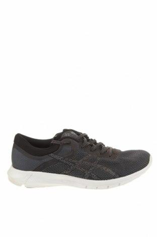 Мъжки обувки ASICS, Размер 45, Цвят Черен, Текстил, Цена 47,88лв.