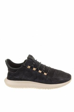 Мъжки обувки Adidas Originals, Размер 46, Цвят Син, Естествен велур, Цена 56,25лв.